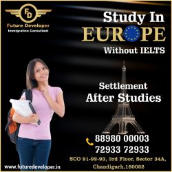 Study In Europe With / Without IELTS