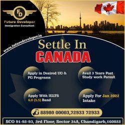 Canada Study Visa For Your Bright Future