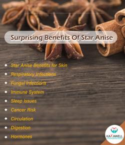 9 Surprising Star Anise Benefits
