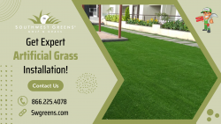 Make your yard beautiful with Artificial Turf!