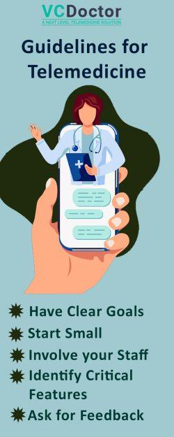 Telemedicine Guidelines