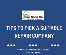 Tips To Pick a Suitable Repair Company