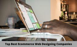 Top Ecommerce Designing Companies