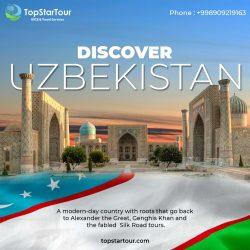 Discover Uzbekistan With TopStarTour