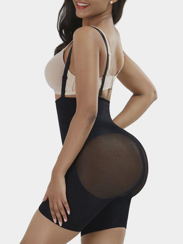 Tummy Control Butt Lifter Shaper Shorts   High Waisted Shapewear & DuraFits