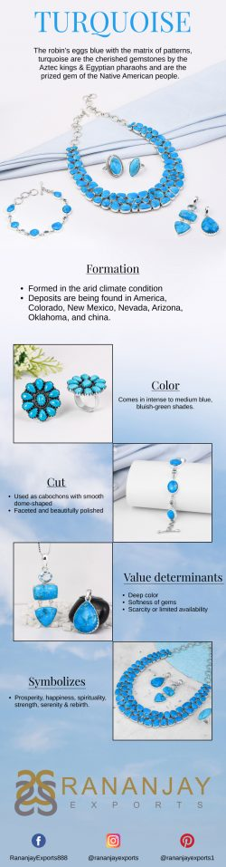 How to Style Turquoise Jewelry