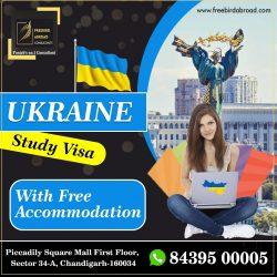 Ukraine Study Visa Without IELTS
