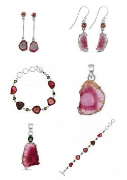 Raw Crystal Jewelry At Wholesale Price By Rananjay Exports