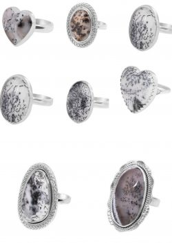 Sterling Silver Wholesale Agate Jewelry Collection | Rananjay Exports