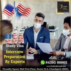 USA Study Visa – With Spouse