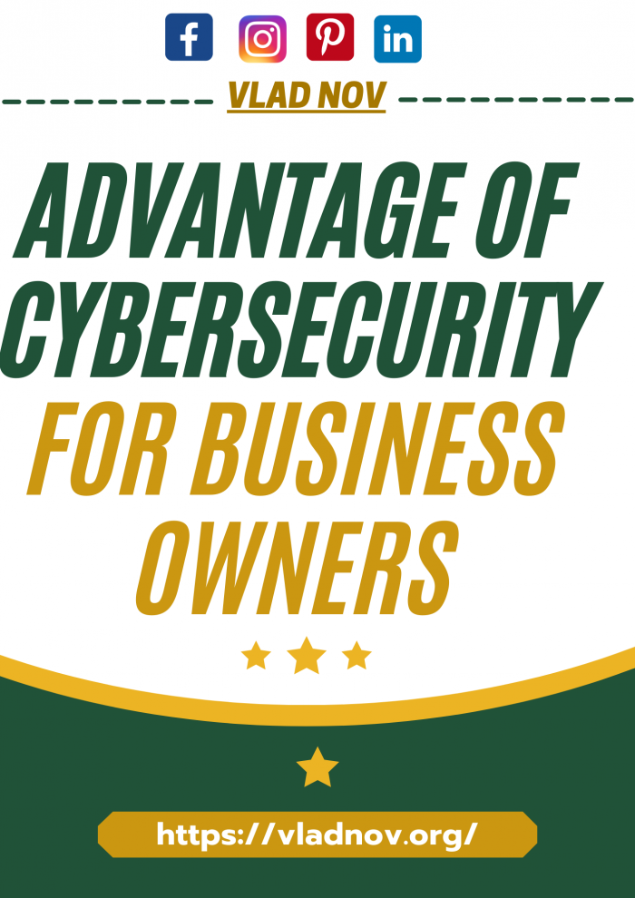 Vlad Nov – Cybersecurity for Business Owners