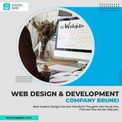 Web Design & Development Company Brunei – Sage BN