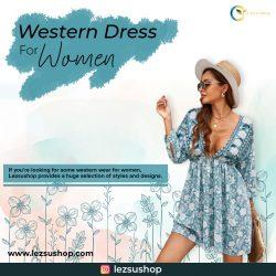 Western Dress For Women
