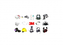 3M Safety PPE Provides Highest Level of Safety