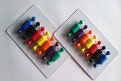 Skittle Magnets