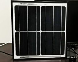 SWIR Cameras and Accessories in Photovoltaics