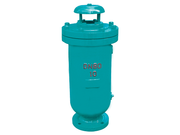 Wastewater Air Release Valve