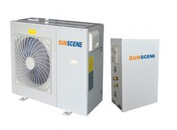 DC Inverter Hot Water Heat Pump