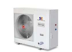 EVI Heat Pump (12KW/19KW)