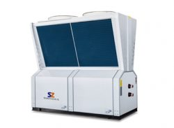 Inverter Heat Pump Heating + Cooling