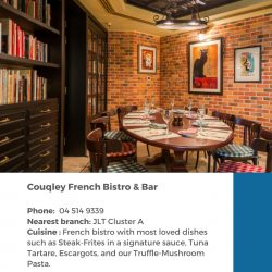 Couqley French Bistro and Bar