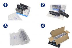 Air Cushion Packaging for Electronic Components