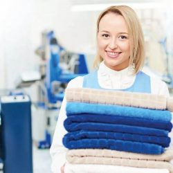 How Do Cleaners Do Ironing?