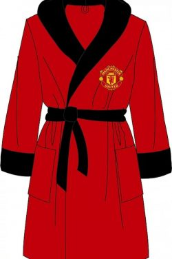 Mens Manchester United Dressing Gowns TD10279