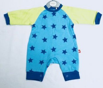 Ex Chain Store Baby Star Romper – QA192