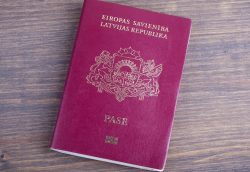 Immigration to Latvia
