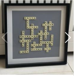 Scrabble Frames Ireland