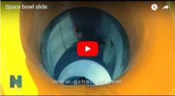 Space Bowl Slide