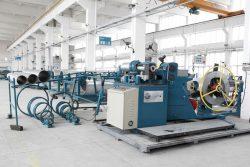 FHR-1600 Spiral Tube Forming Machine