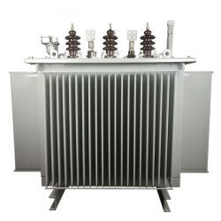 Step Up Transformer Connection