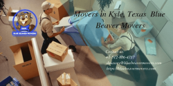 Professional Moving Company in Kyle, TX