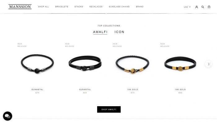 Chains and Bracelets for Men