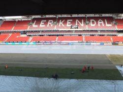 Norway Football Stadium LED Perimeter Display