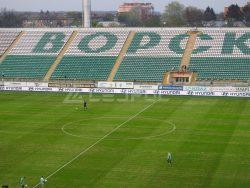Ukraine Football Stadium LED Perimeter Display