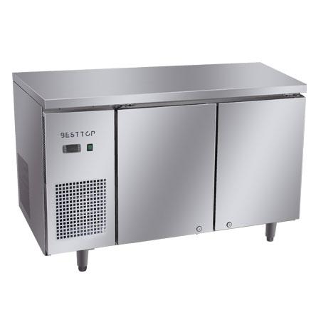 2 Door Undercounter Refrigerator