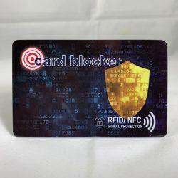 RFID Blocking Cards & Sleeves
