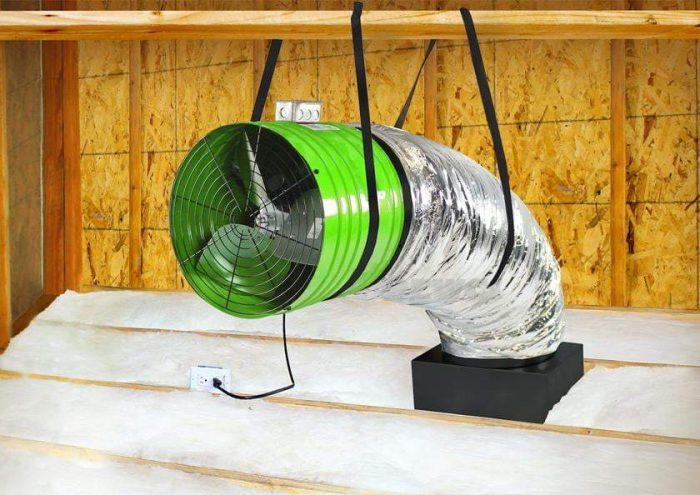 Quiet Cool ES3100 Whole House Fan