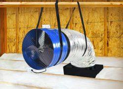 Quiet Cool QC CL-4700 Whole House Fan