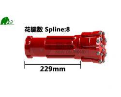 Reverse Circulation Drill Bit