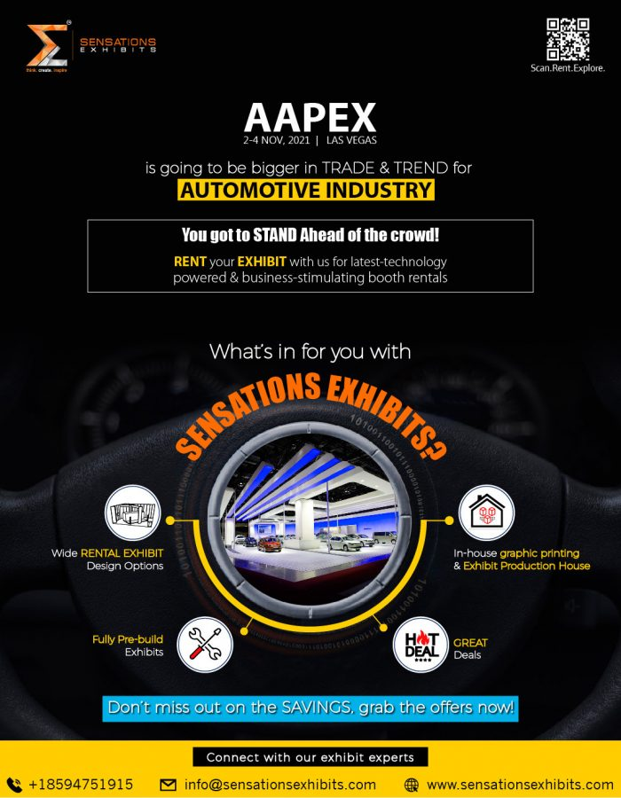 Leading AAPEX 2021 Trade Show In Las Vegas