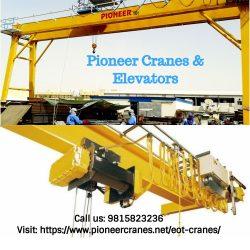EOT Crane Manufacturers