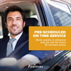 Book Limo Services from Airport in Toronto by Aeroport Taxi & Limousine Services