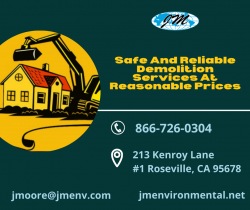 Affordable Demolition Company Sacramento
