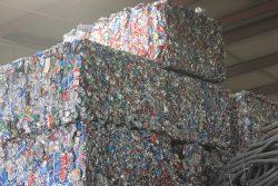 Aluminium UBC Can Scrap