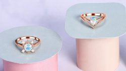 Beautiful Opal Ring at Best Price.