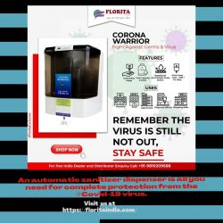 Automatic Dispenser Manufacturer In Uttarakhand- Florita